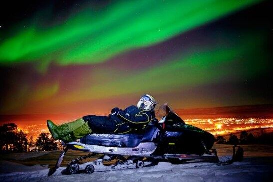 Snowmobiles Have Big Impact On Economy